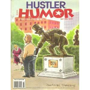 HUSTLER HUMOR MAY 1995 5/95: HUSTLER MAGAZINE: Books