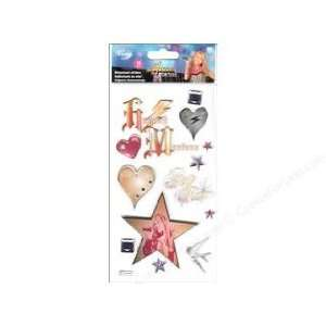 Hannah Montana Pop Star Stickers Toys & Games