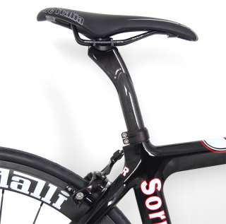 2012 STRADALLI SORRENTO FULL CARBON ROAD BIKE SRAM FSA SELLE ITALIA