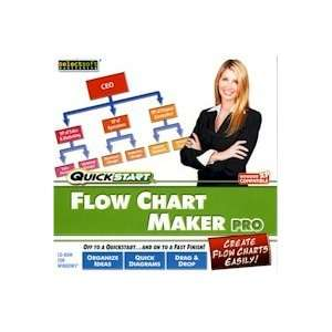 Quickstart Flow Chart Maker Cad Drawing Painting Pc Software