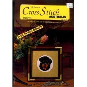 Jill Oxtons Cross Stitch Australia   Issue No. 17: Oxton Jill: Books