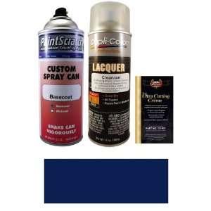 12.5 Oz. Dark (Twilight) Blue Metallic Spray Can Paint Kit