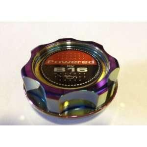 B16 NEO CHROME Oil CAP FOR CIVIC PRELUDE INTEGRA EK EG B16 B16