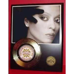 Gold Record Outlet Diana Ross 24kt Gold Record Limited