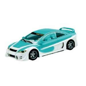 SCX   1/32 Tuning Astra Slot Car Blue, Analog w/DS Option