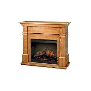 Dimplex Maestro Kenton Electric Fireplace   Oak: Home