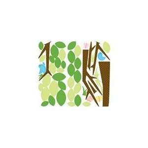 Dotted Tree Peel & Stick Wall Decals