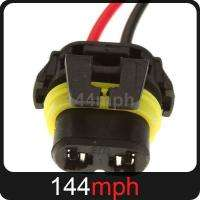 H4 HID Xenon Relay Wire Wiring Harness with Fuse #79