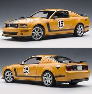 AUTOART 73055 118 PARNELLI JONES SALEEN MUSTANG #15 DIECAST MODEL
