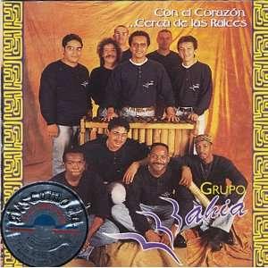 Con El Corazon: Grupo Bahia: Music