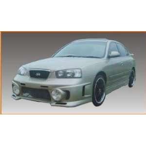 01 03 Hyundai Elantra Evo3 Front Bumper Automotive