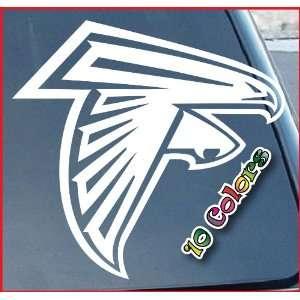 Atlanta Falcons Car Window Vinyl Decal Sticker 9 Tall