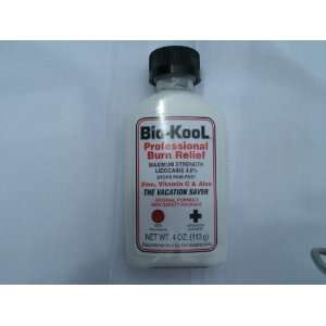 Bio Kool Best Value 4% Lidocaine 4 Oz. Container Health