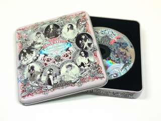 SNSD Girls Generation   The Boys (3rd Album) CD + Booklet + Poster