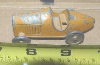 Tootsie toy, race car
