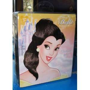 Disney Park Princess Belle Costume Wig Dress Up Halloween