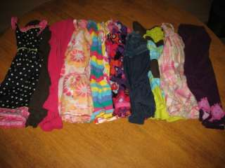 HUGE Lot 11 Girls Toddler Dresses Size 4T SPRING SUMMER Old Navy/Circo