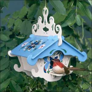 Birdhouse Kit, Bird House Kit Made in the USA ,Easy Assembly