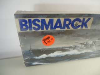 Tamiya WWII German Battleship Bismarck 1/350 Motorized Model Ship