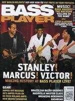 Bass Player Magazine Jan 07 Stanley Marcus Victor