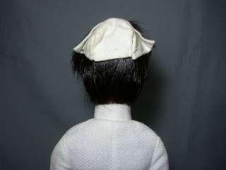 Vintage 1969 JULIA NURSE Barbie Doll w/ BLACK HAIR