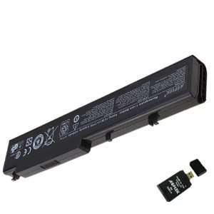 14.8V 8 Cell Replacement Laptop/Notebook Battery for Dell Vostro 1710