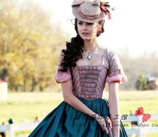 Vampire Diaries Katherine Vintage Beautiful Style Pretty Cameo Pendant