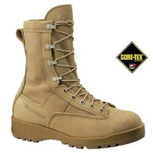 BELLEVILLE GORE TEX COMBAT BOOT 200 GRAM THINSILATE INSULATED TAN USA