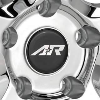 American Racing AR896 Chrome Plated