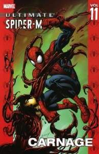 Ultimate Spider Man Lot of 10 TPB Used Brian Michael Bendis