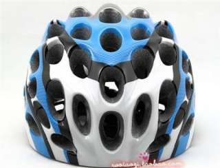 2011 NEW BICYCLE HERO BIKE HELMET CYCLING Blue with Visor
