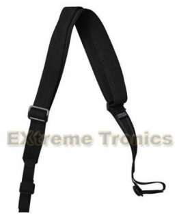 Universal 1 Point Tactical Black CQB Shoulder Strap Sling Rifle Gun