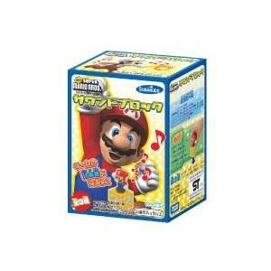 3 New Super Mario Bros. Sound Block Figure (One Random