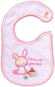 Infants toddler baby girl boy bibs