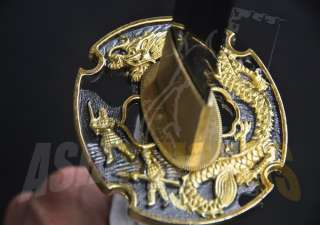 High Quality Hand forged Clay Tempered Steel Japanese Samurai Katana