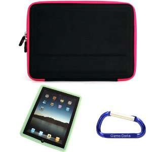 Protection Pack for Apple iPad: Hard Shell EVA Case (Hot