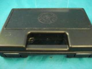 TAURUS REVOLVER 38 SPECIAL PISTOL HARD CASE BOX