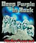 Deep Purple Ritchie Blackmores Rainbow Poster on stage in Munich 77