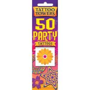 Party Tattoos (Tattoo Towers) (9781842297049): Books