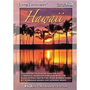 Living Landscapes HD Hawaii (WMV HD Version for Windows