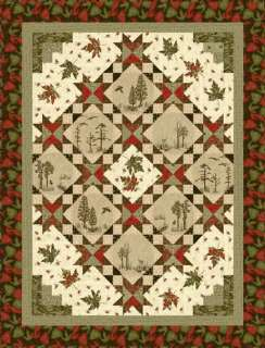 SEASON OF MIGRATION QUILT PATTERN / Moda Holly Taylor