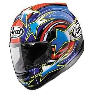 Edwards Replica Full Face Motorcycle Riding Race Helmet Automotive