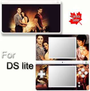 Breaking Dawn Twilight EDWARD BELLA JACOB SKIN DECAL STICKER COVER for