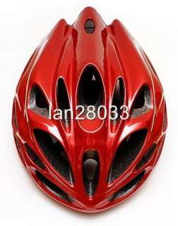 Element Superlight cycling helmet for Road&MTB bike 215g Red Adult