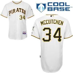 Andrew Mccutchen Pittsburgh Pirates Authentic Home Cool