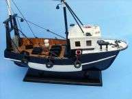 Lobster Mobster 15 Model Fishing Boat Ship Wood