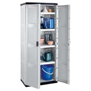 New Suncast Storage Tall Utility Cabinet Garage & Shop