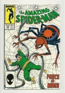 Amazing Spider Man #296 John Byrne cover 1st Printing