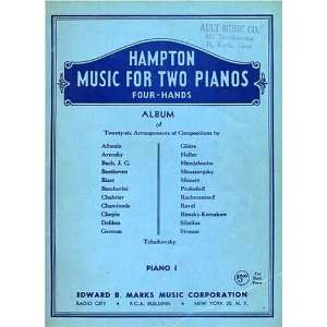 , Chopin, Mozart, Strause and more. Bach, Sterling Hampton Books