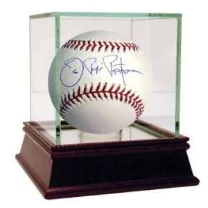 Joe Pepitone Autographed Baseball   Autographed Baseballs